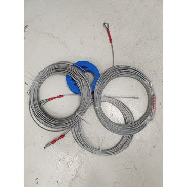 Pulley-man wire